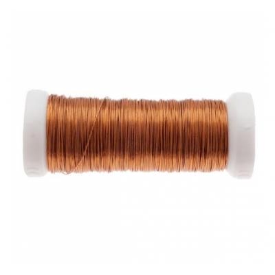 eb8c776154b1 Alambre de cobre para bisutería de 0,8mm