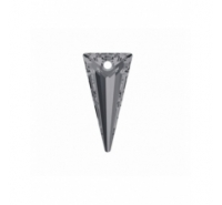 Colgante punta de lanza de Swarovski de 28mm