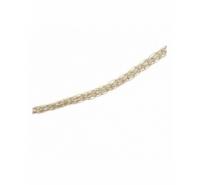 Cordón de tejido de alambre de 7mm