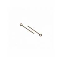 Engarce de 18x0,6mm con anilla