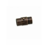 Cierre de imán cilíndrico con seguro de 8mm