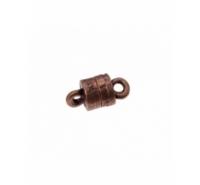 Cierre de imán cilindro barroco de 9mm