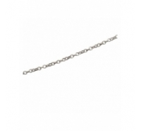 Cadena de anillas ovaladas de 5x3,7mm