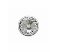 Botón de swarovski de 12mm