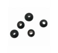 Abalorio bola de vidrio de 4mm