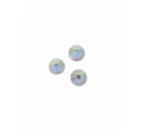 Piedras de pegar ss20 (4,7mm) de color cristal ab hotfix