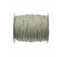 Cordón de algodón encerado de 1,5mm