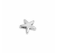 Estrella de mar en zamak de 10mm con paso de 1,2mm