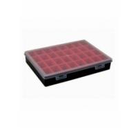 Caja con 32 cajones extraibles para organizar abalorios