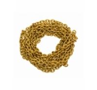 Cadena de aluminio de anillas ovaladas de 7x5mm